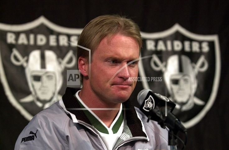 "ALAMEDA, Calif/January 03, 2018(AP)(STL.News)— Jon Gruden says he had a good talk with Oakland Raiders owner Mark Davis about returning to the organization for a second stint as coach and believes there is a ""good chance"" it will happen. Gruden gave an interview to ESPN Radio on W... Read More Details: https://www.stl.news/gruden-theres-good-chance-hell-return-as-raiders-coach/60690/"