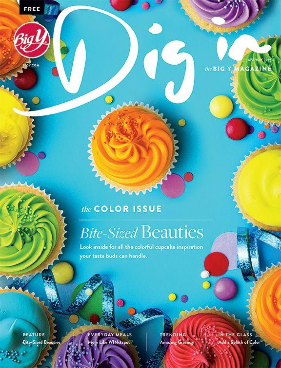 Remarkable Big Y World Class Market Big Y Dig In The Big Y Magazine Personalised Birthday Cards Arneslily Jamesorg