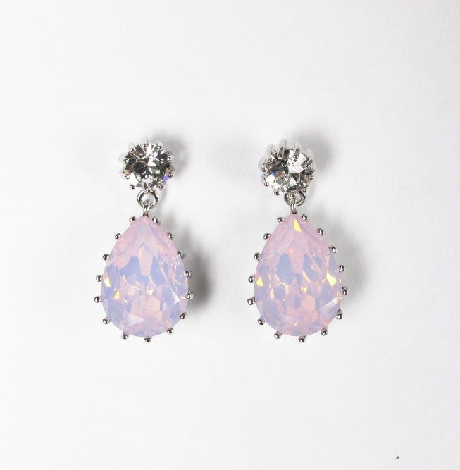 Droplet earring Cecilie Melli (olika färger)