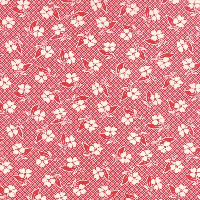 These pretty pink flowers will make a beautiful spring addition to windows when made into blinds using the Apollo Blinds You Choose service.  http://www.apollo-blinds.co.uk/youchoose  American Jane Fresh Air - Red Two Toned Floral £3.25 http://www.thehomemakery.co.uk/fabric/1930-s-reproduction-fabrics/american-jane-fresh-air-red-two-toned-floral