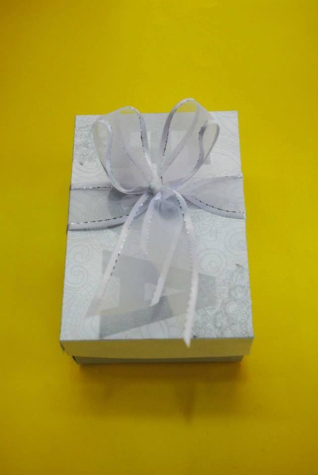 caja para matimonio