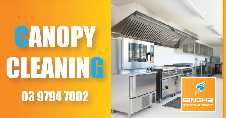 ur kitchen canopy cleaners in Melbourne mainly focused on ensuring your kitchen is Firesafe. We remove all grease and flammable residues from the interior surfaces of the canopies, ducts and fans. #CanopyCleaning #DuctCleaning #KitchenCleaning #RestaurantCleaning #FilterCleaning
