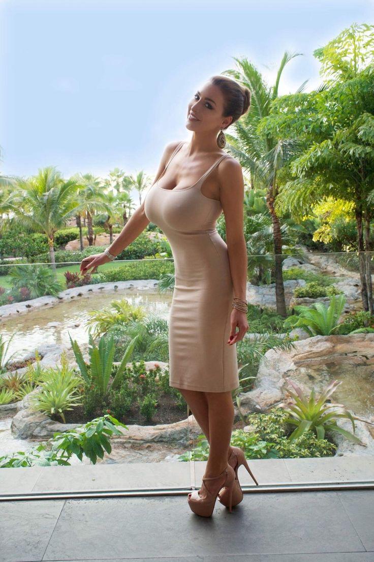 Clothing tight big tits