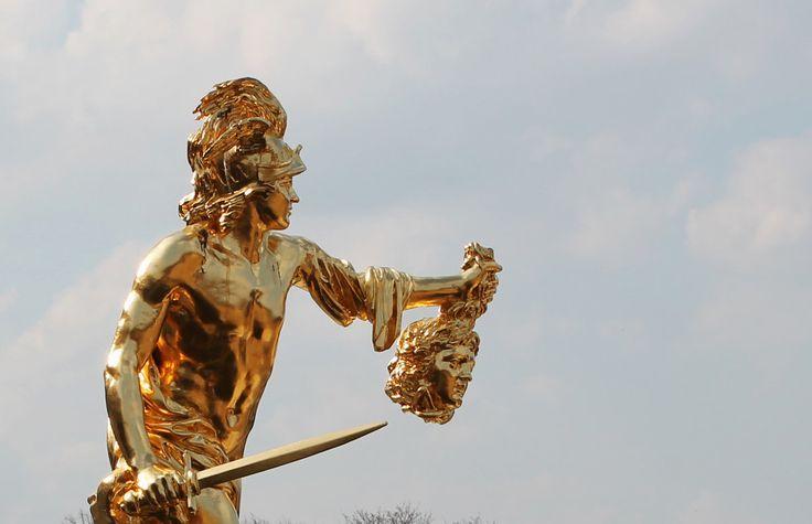 герой #Персей с головой #Горгоны #Санкт-Петербург