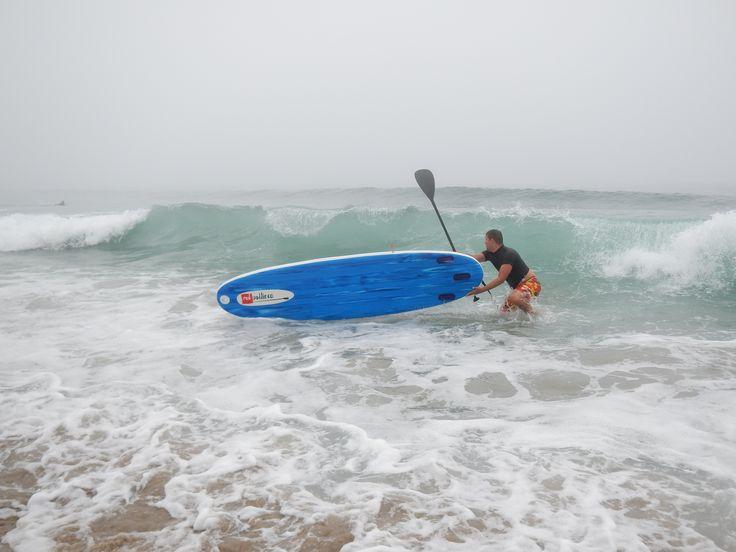 Erfahrungsbericht Red Paddle Surfer 10.0