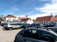 Flughafen Parken: Ikarus Parkplatz: Birkeneck 1, 85399 Hallbergmoos, Deutschland
