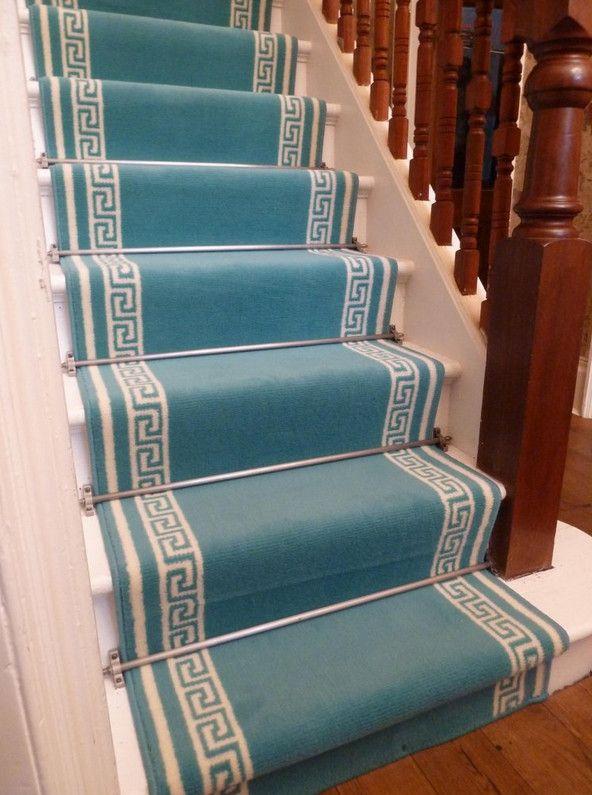 stair carpet runner rods