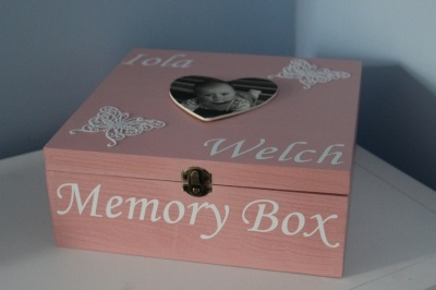 Personalised Memory Box | MFEO Gifts MISI Handmade Shop