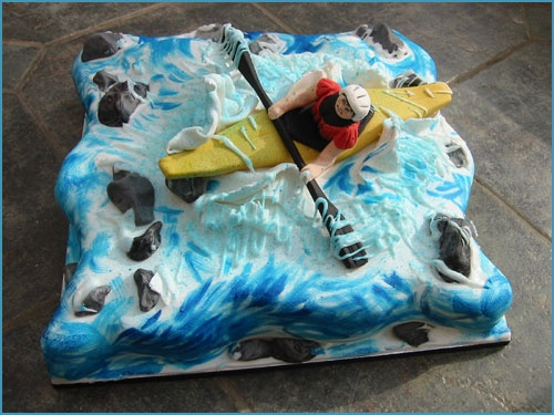 Birthday Cake Kayak Images For Men