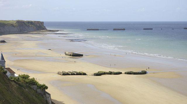 Quelles plages du débarquement visiter?
