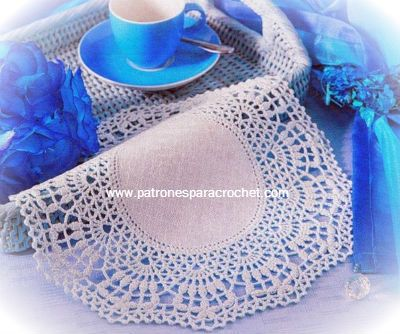 1000 images about carpetas tapetes bordes on pinterest mesas patrones and crochet doily - Cortinas a ganchillo patrones ...