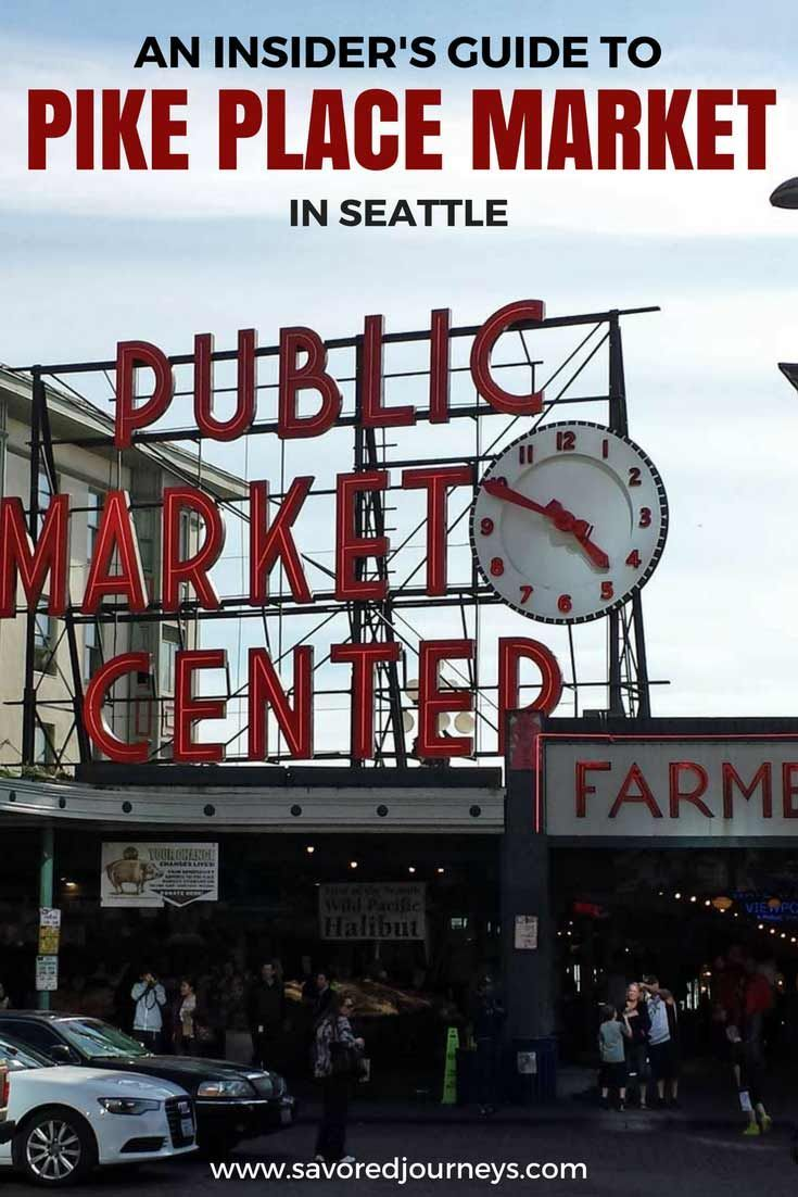 A Guide to Pike Place Market in