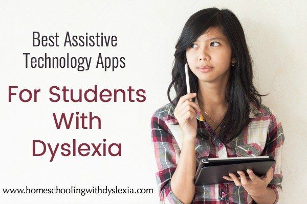 As our kids enter the middle school years I begin to add the use of assistive technology to their homeschool goals. Dyslexia is not 'outgrown' and despite remediation, most dyslexics will benefit from the help of technology well into their adult lives. Having said that, not all apps are created equally. Take for example, spelling. …