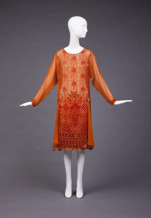 Dress 1920s The Goldstein Museum of Design - OMG that dress!