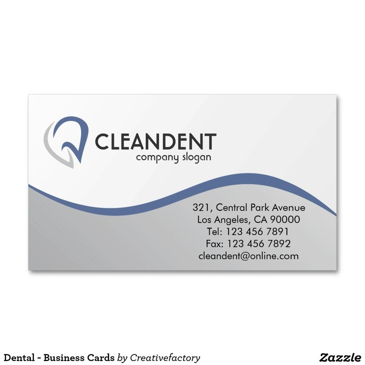 71 best dental dentist office business card templates images on pinterest business card for Office business card template