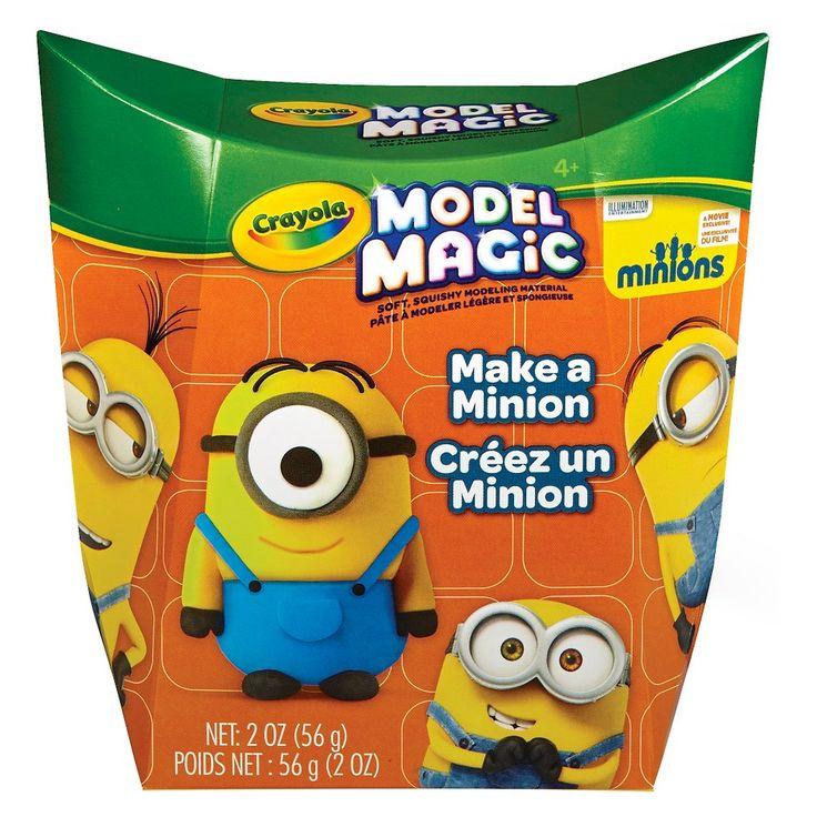 Crayola Model Magic - Build a Minion