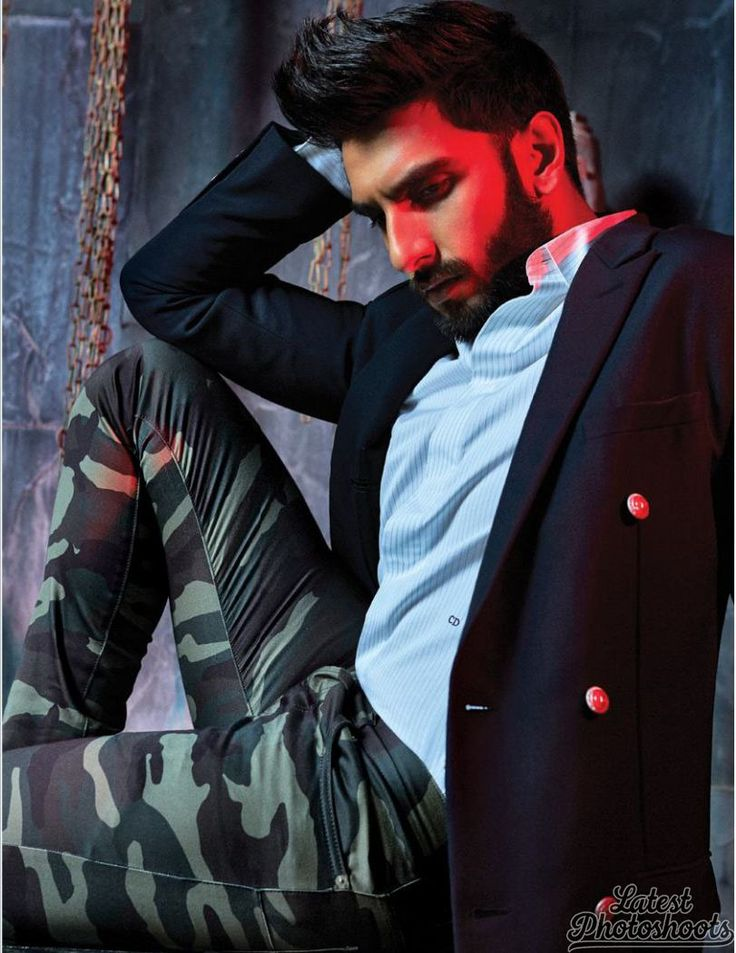 Ranveer Singh Hello! India September 2016 04