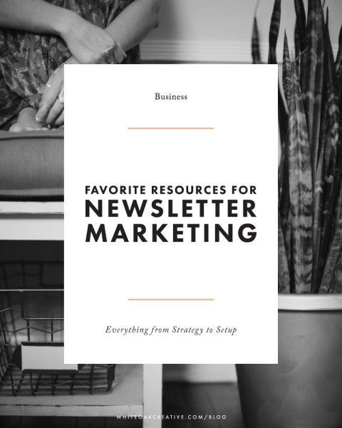 The Who, What, Why, and How of Email Newsletters