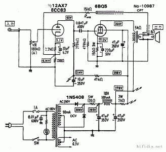 Tube Circuits