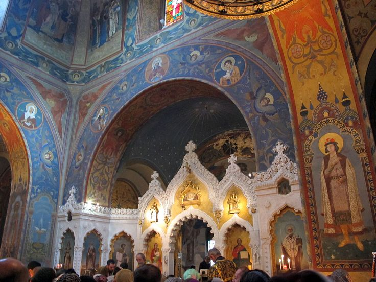 Chiesa russa di firenze, int 03 - Category:Russian Orthodox church in Florence - Wikimedia Commons