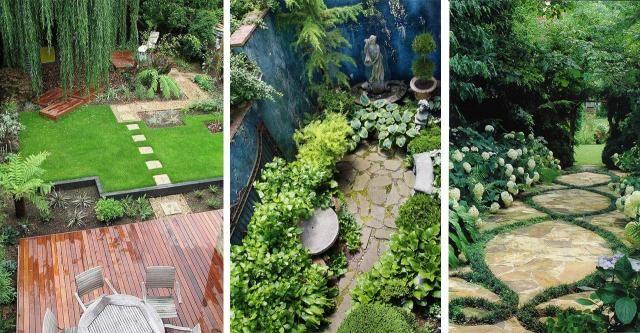 10 niesamowicie zaaranżowanych ogrodów