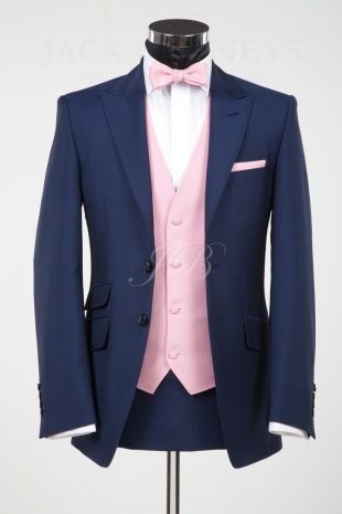 Blue Wedding Suit Hire