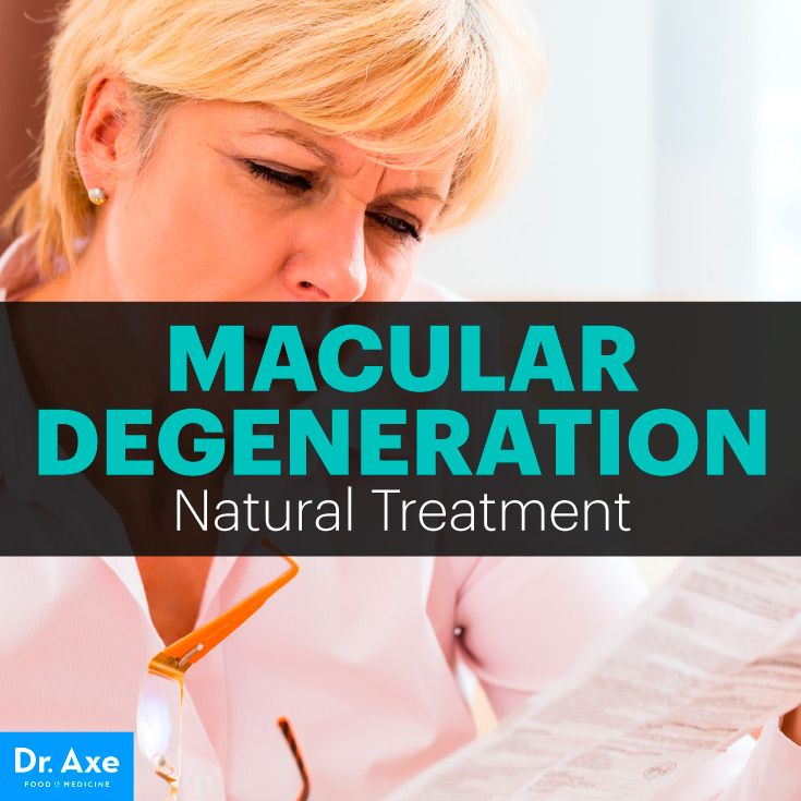 Macular Degeneration Natural Treatment - Dr. Axe http://www.draxe.com #health #holistic #natural