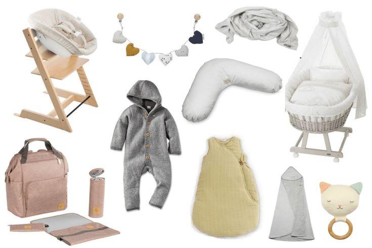 Baby Erstausstattung – Was man wirklich braucht (und was nicht)