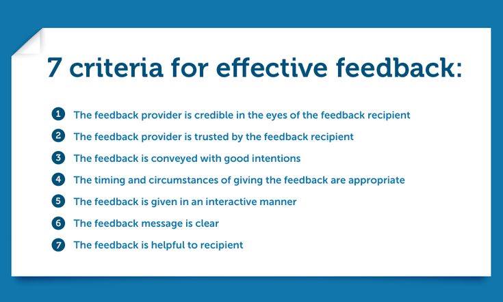 criteria for effective feedback business - meeting Pinterest - effectively facilitate meeting