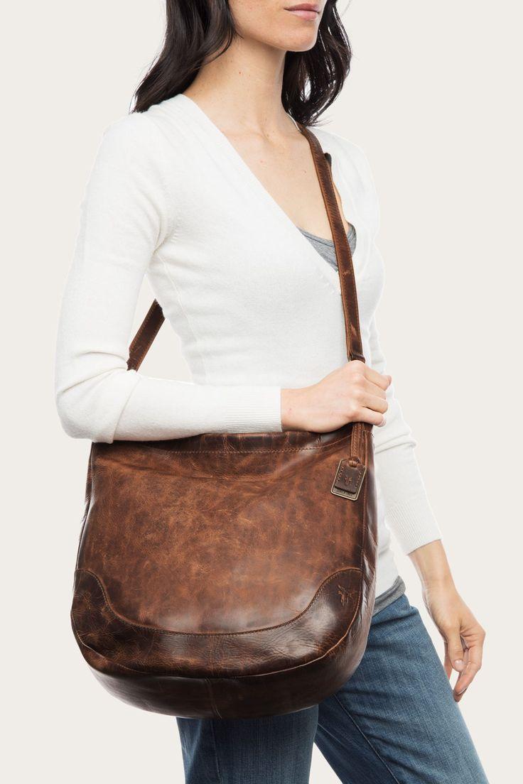 Leather Hobo Bags - Leather Hobo Handbags | FRYE
