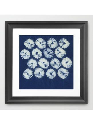 9 Shibori Home Accessories from Katie Anderson of Modern Eve | The Nest Blog – Home Décor, Cooking, Money, Health & Sex News & Advice