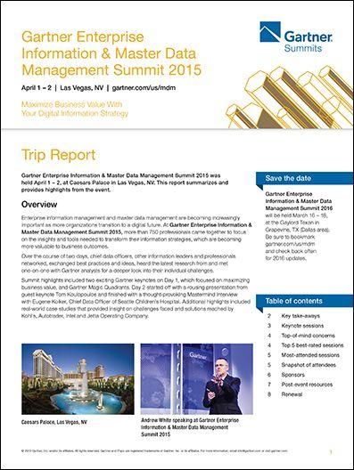 enterprise master data management pdf