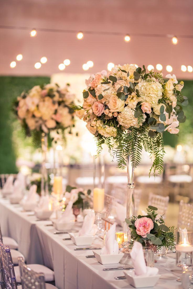 Natalie Steve Wedding Reception Design Wedding Flowers