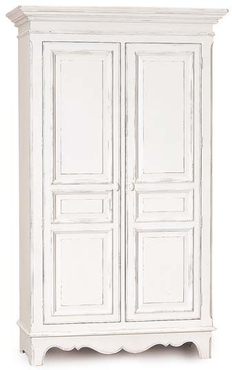 white French wardrobes