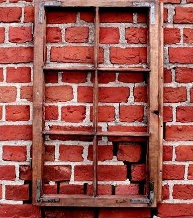 012 rama ze starego drewna, ramka drewniana