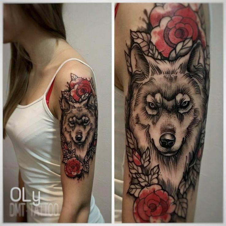 Best 25 Wolf Tattoos Ideas On Pinterest: 17 Best Ideas About Small Wolf Tattoo On Pinterest
