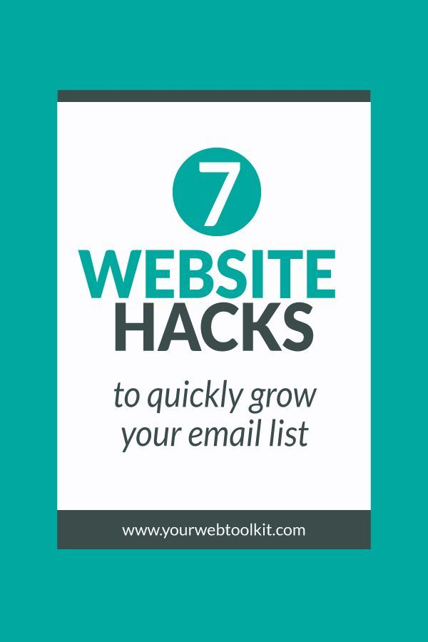 Stuck on how to grow your email list? These 7 quick and easy website changes will skyrocket your email list. Plus, get FREE access to a mini-course on creating freebies that convert.