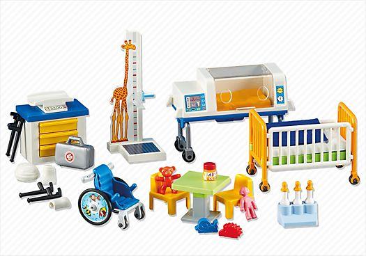 6295 Inrichting voor kinderziekenhuis