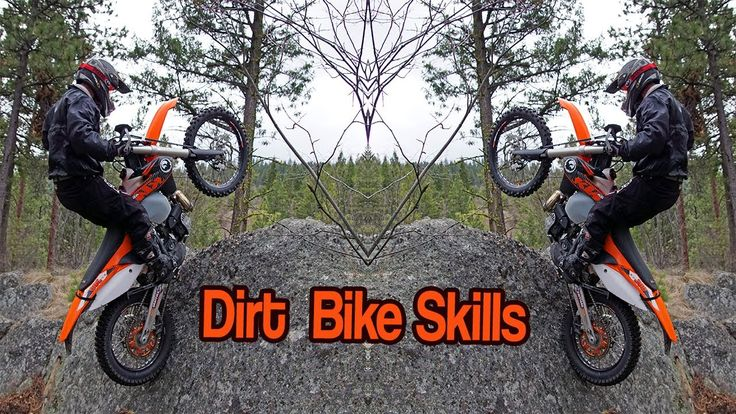 Dirt Bike Skills Or Freestyle trial
