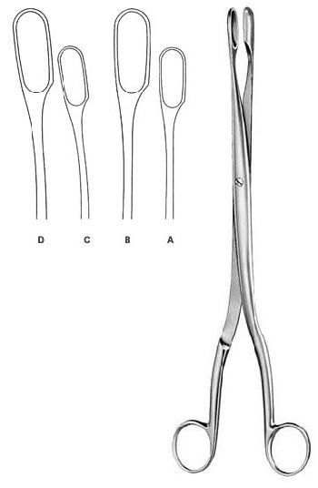 Winter Placenta and Ovum Forceps