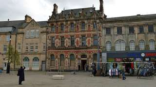 Spanish art masterpieces set for new Bishop Auckland gallery - BBC News
