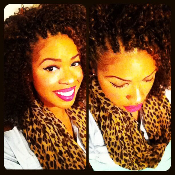 Hair Romance Curl Crochet Braids