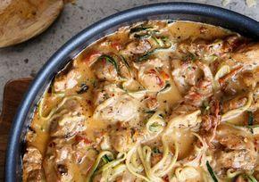 A cukkinispagetti az utóbbi 10 év legszuperebb diétás újítása! Fantasztikus távlatokat nyit az egészséges étkezésben a tészta…