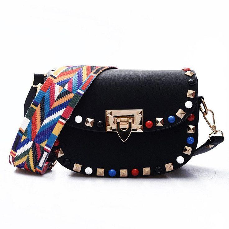 Gypsy Bohemia Rivets Bag