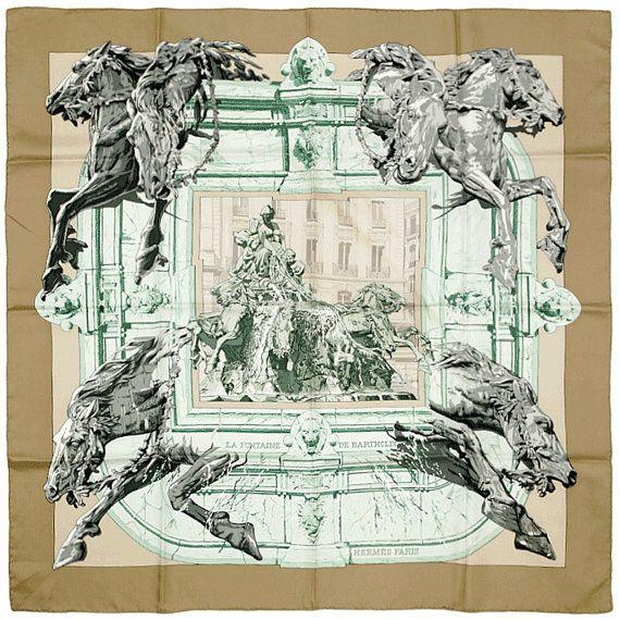 Bien connu 71 best Hermès images on Pinterest   Hermes scarves, Silk scarves  TH66