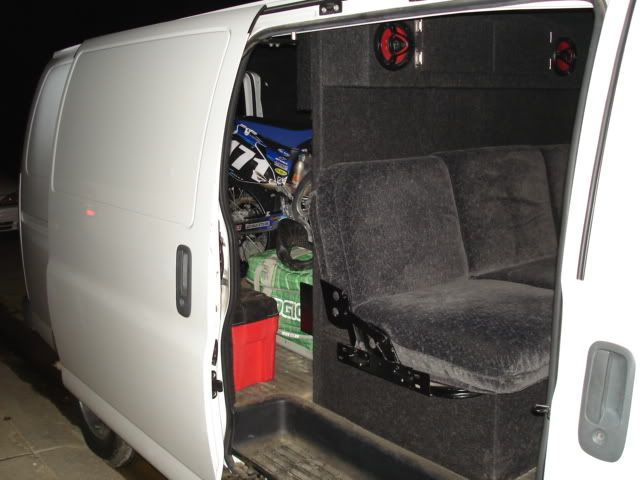 Ultimate moto van for sale - Moto-Related - Motocross Forums / Message Boards - Vital MX
