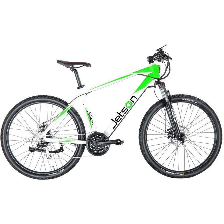 Jetson Adventure 36V Electric City Bike Bike, Electric