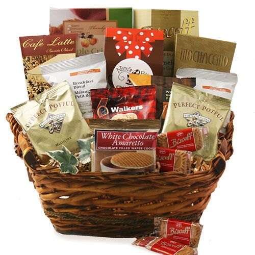 Coffee Gift Baskets | Coffee Gift Baskets: Design Your Own Custom Coffee Gift Baskets online ...