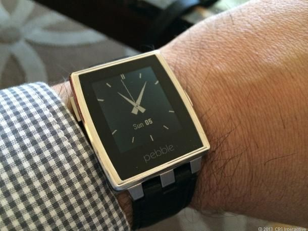 Pebble Steel - Watches and wrist devices - CNET Reviews