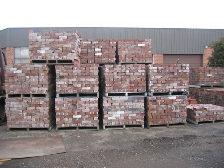 19 best recycled building materials suppliers sydney Bricks sydney